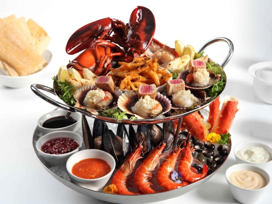 Ученые: морепродукты увеличивают длительность жизни