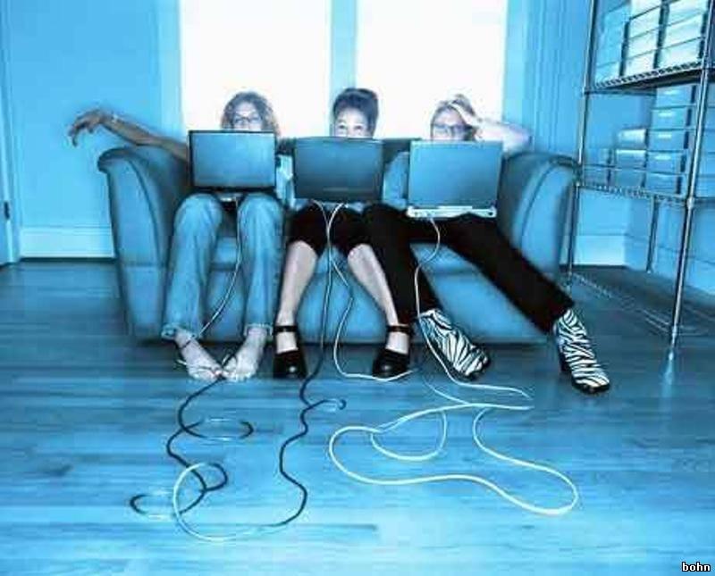 Ученые: Зависание в социальных сетях вредит психике ифигуре