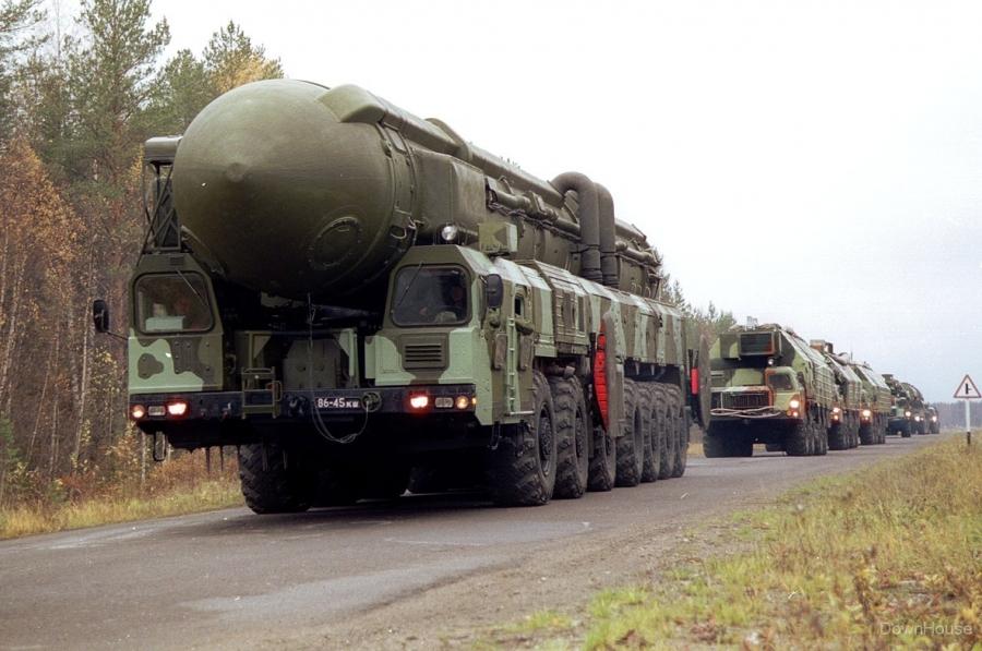 «Рёнхап»: КНДР создала две межконтинентальные баллистические ракеты мобильного базирования