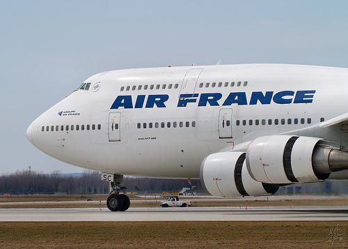 Недельная забастовка бортпроводников стоила Air France €90 млн