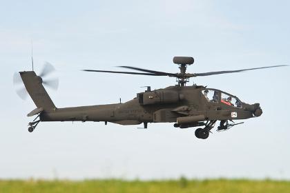 ВСША разбился военный вертолет Apache