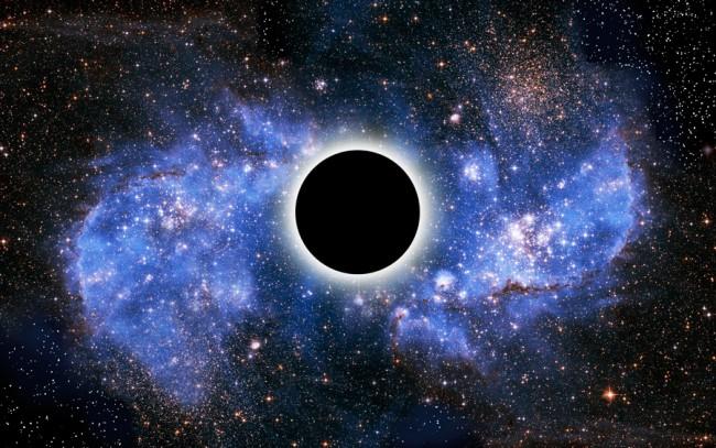 Ученые обнаружили неподалеку от земли черную дыру