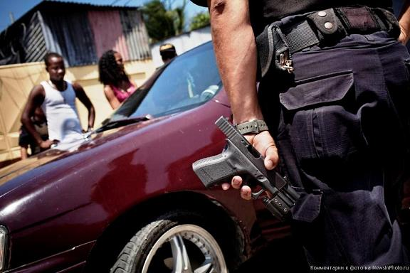 ВГондурасе расстреляли четырех гостей бара иодного корреспондента