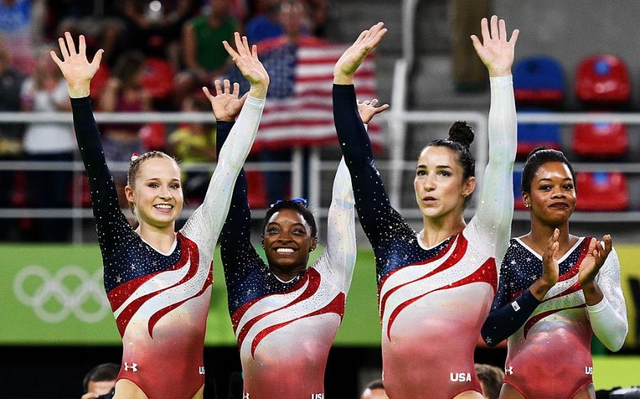 Американские тренеры домогались донесовершеннолетних гимнасток
