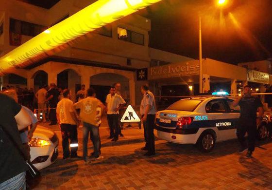 Стрельба накипрском курорте Айя-Напа: три человека погибли