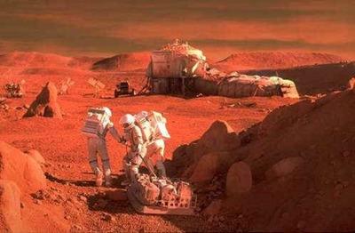 NASA: новое заявление на тему Марса состоится в четверг