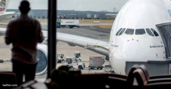 Вяпонском аэропорту перед посадкой упассажира задымился Самсунг Galaxy Note 7