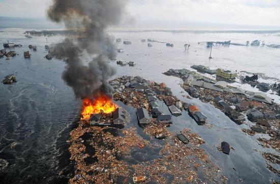К 2050 году число природных катастроф в мире может возрасти в 4 раза