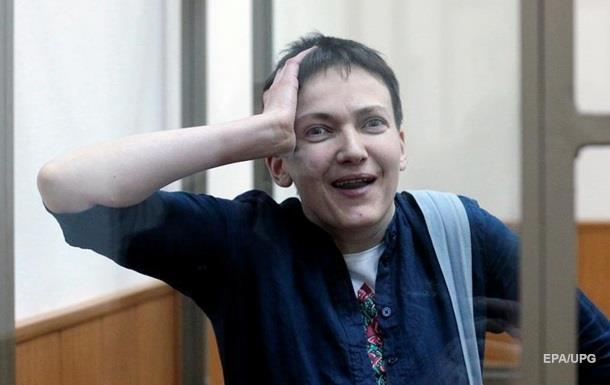 Тимошенко: Батькивщина желает исключить Савченко изфракции