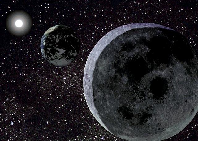 Старинная Луна имела собственное магнитное поле— ученые