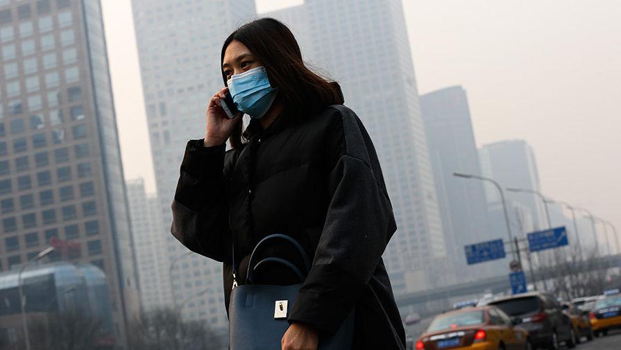 Встолице Китая из-за смога приостановят работу 1,2 тыс. заводов