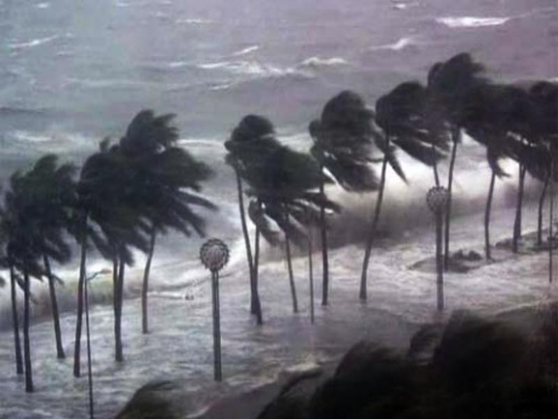 Тайфун «Меги» обвалился навосточное побережье Китая
