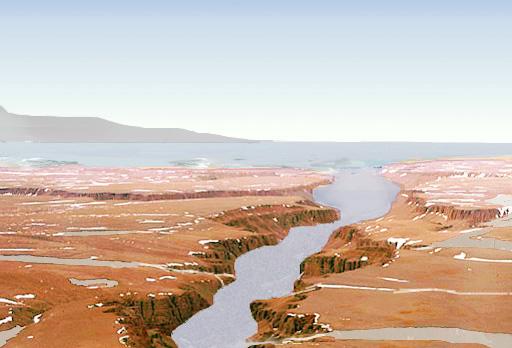 Ученые узнали, какой вкус воды был наМарсе