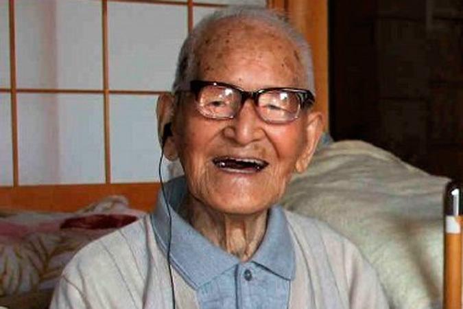 нас очень самый долгоживущий человек в мире натуральные