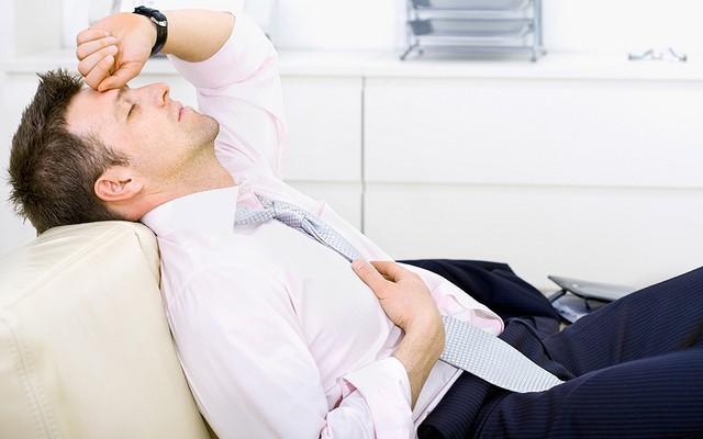 Ученые: трудоголики больше подвержены инсульту