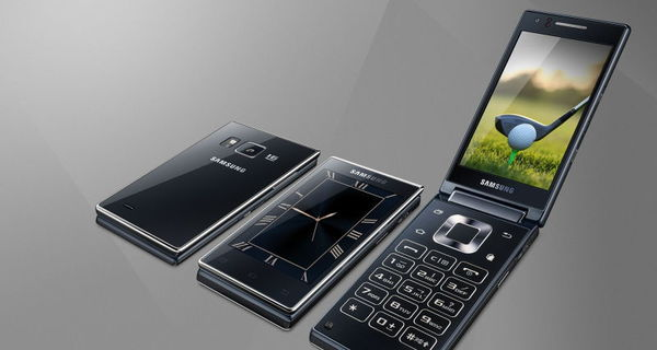 Samsung G9198 — флагманский смартфон-раскладушка на платформе Qualcomm Snapdragon 808