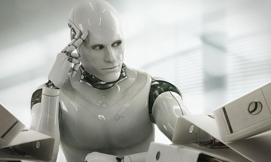 В Великобритании созданы роботы с уникальной способностью к эволюционированию