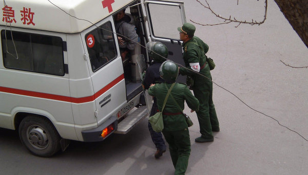 Жертвами серии больших ДТП вКитайской народной республике стали 5 жителей КНР