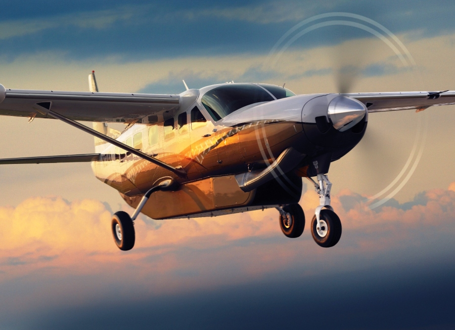 ВСША три человека погибли при крушении легкомоторного самолёта